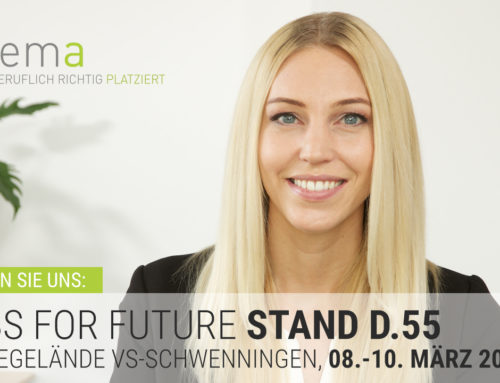 Jobs for Future 2018 – Stand D.55