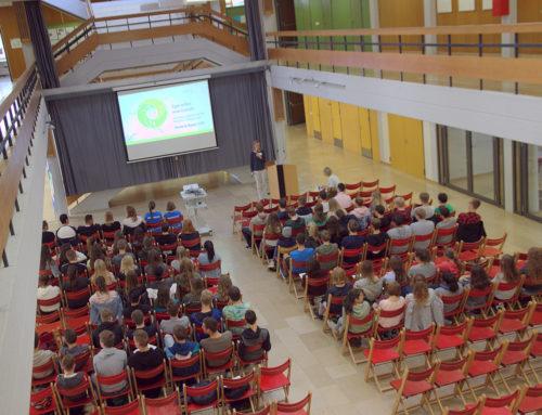 SchülerInnen des Fürstenberg-Gymnasiums lassen Stärken und Potentiale entdecken