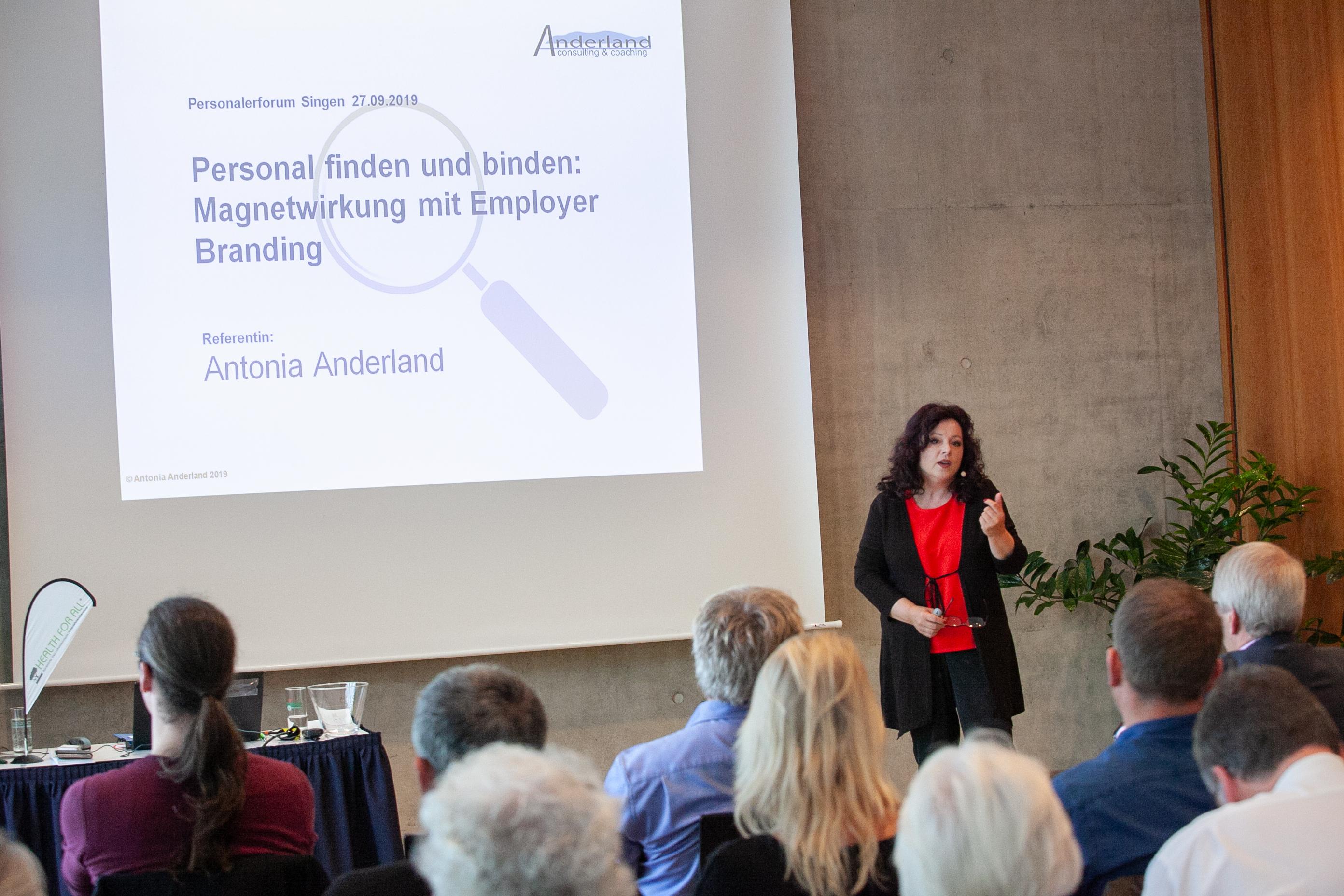 Referentin Antonia Anderland