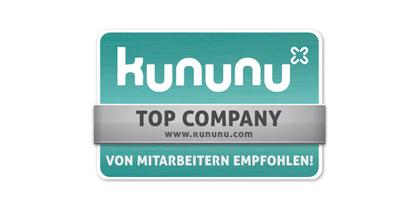 VOn Mitarbeitern empfohlen: Top Company