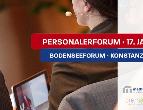 Personalerforum Bodenseeforum Konstanz