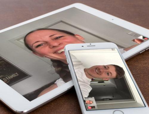 Videokonferenzen bei biema