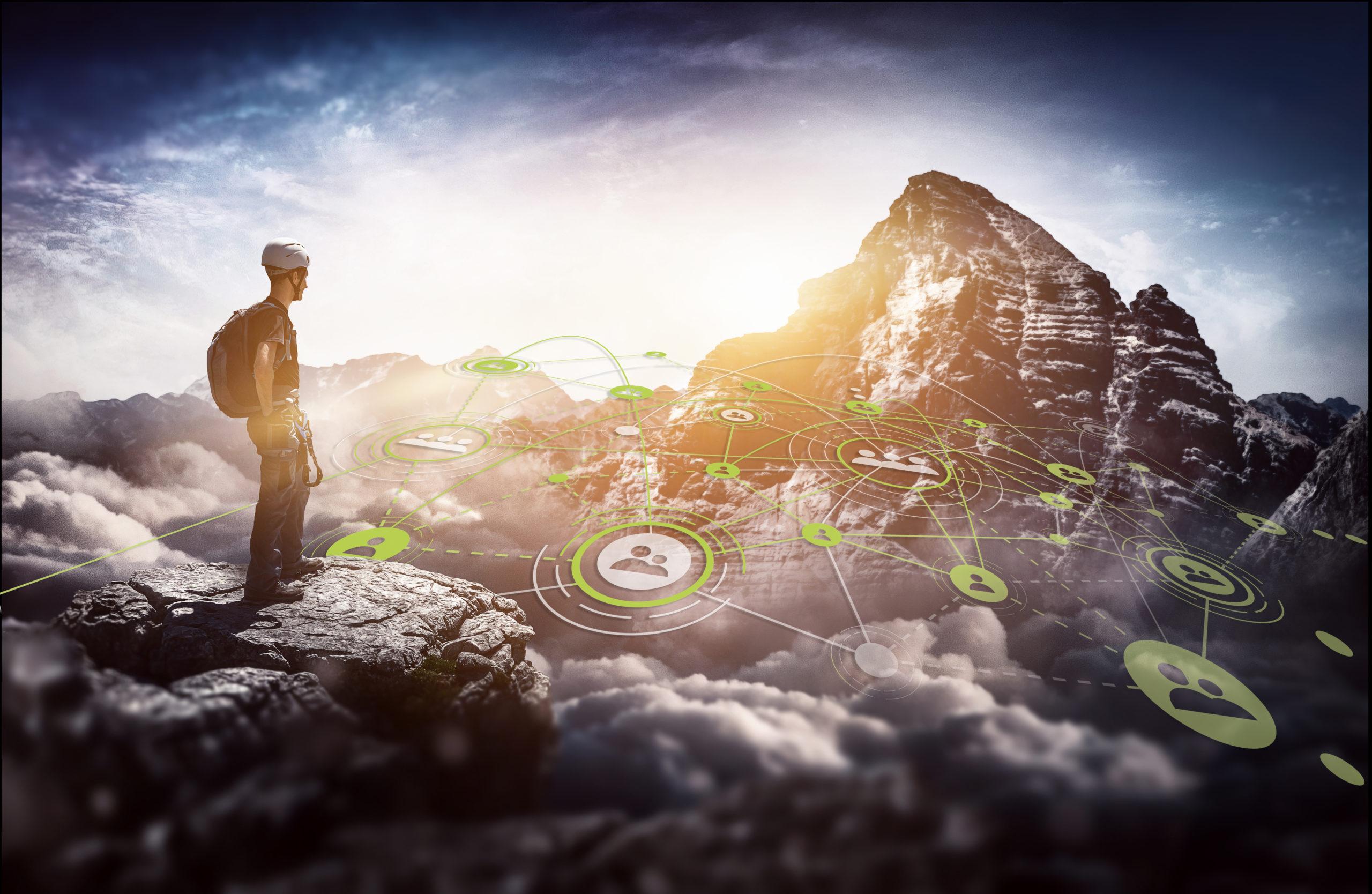 Smarte Wege wagen in beruflichen Transferprozessen