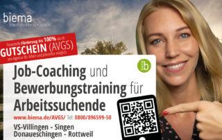 Job-Coaching und Bewerbungstraining für Arbeitssuchende
