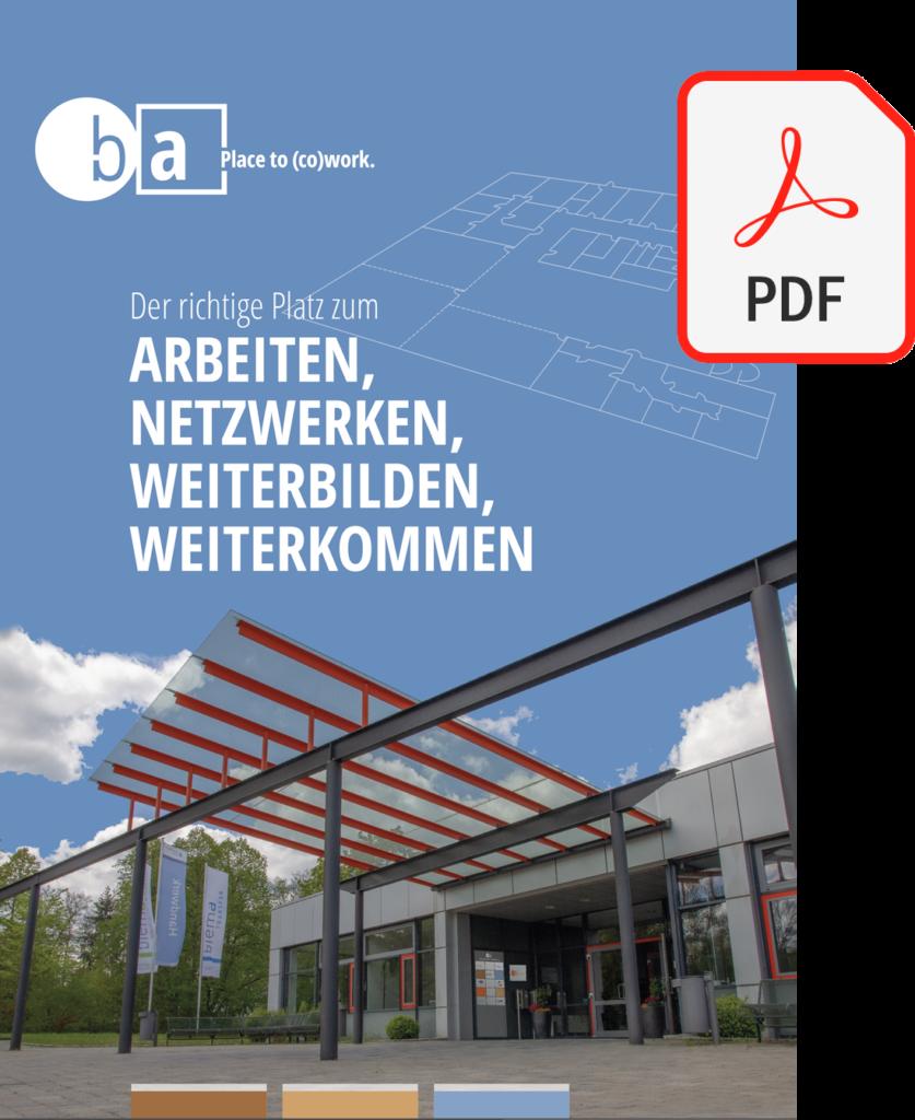 ba Broschüre PDF Download